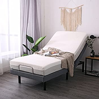 Amazon Com Malouf Structures Adjustable Bed Base N150