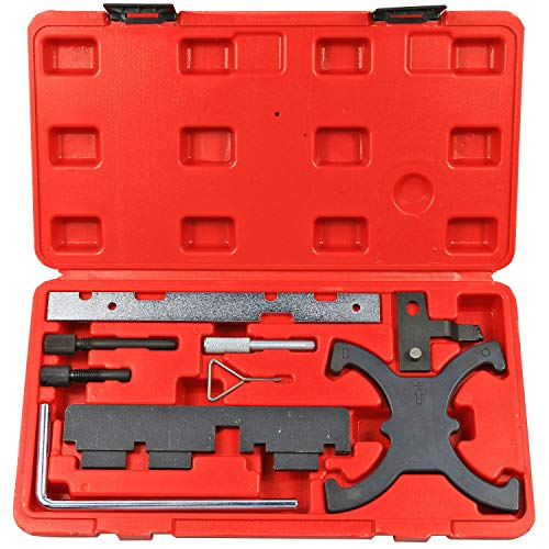 Highking Tool Engine Camshaft Timing Locking Tool Set Kit for Ford 1.5 Focus Mazada 1.6 Eco Boost Volvo Fiesta VCT