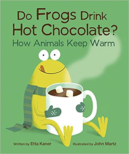 do frogs drink