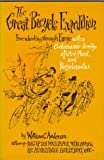The great bicycle expedition;: Freewheeling through Europe with a family, a potted plant--and bicycle seatus