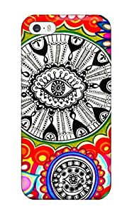 Hot Tpye Funky Eyes Case Cover For Iphone 5/5s