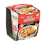 Nissin Cup Noodles Spicy Chile Chicken Flavor Soup 2.25 oz (Pack of 12)