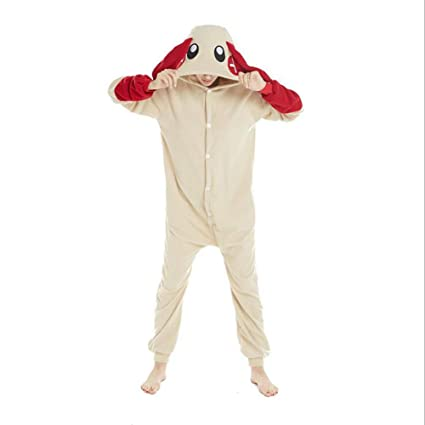 SHANGXIAN Unisexo Halloween Pijamas Animales Anime Ropa De Casa Manga Larga Conejo Ropa De Dormir Disfraces