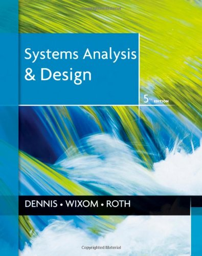 Analysis And Design Of Information Systems Pdf