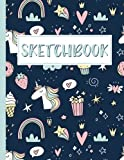 #10: Sketchbook: A Large Journal With Blank Paper For Drawing And Sketching: Artist Edition