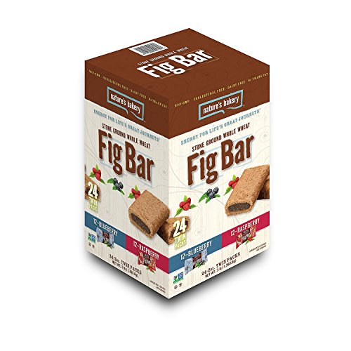 Natures Bakery Fig Bar, Variety Pack, 3 Pound
