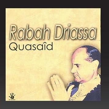 TÉLÉCHARGER MUSIC RABAH DRIASSA