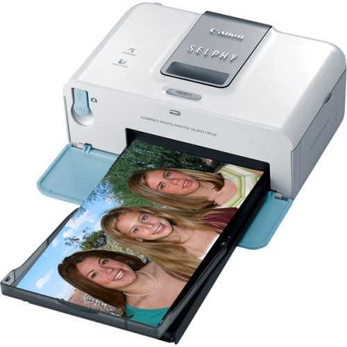 Canon SELPHY CP510 Compact Photo Printer by Canon