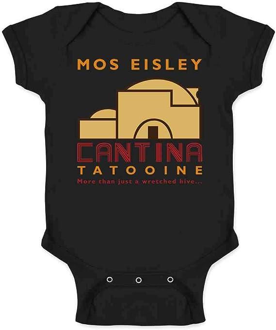 Pop Threads Mos Eisley Cantina Tatooine Infant Bodysuit