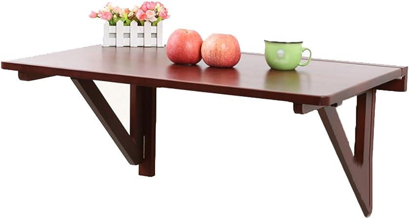 Wnx Multifonction Plier Table Mural En Bois Table De Menage Petite