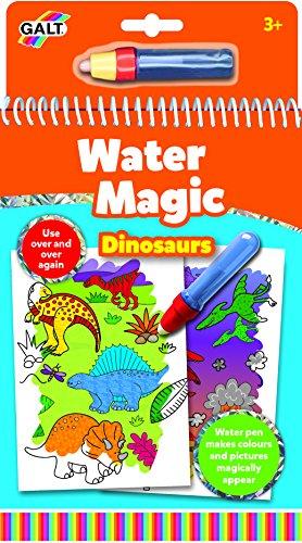 Galt Dinosaurs Water Magic Drawing