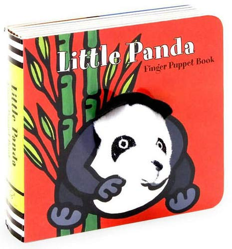 (Little Panda: Finger Puppet Book (Little Finger Puppet Board Books))