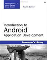 Introduction to Android Application Development, 4th Edition Front Cover