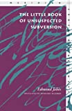 The Little Book of Unsuspected Subversion, Edmond Jàbes, 0804726833