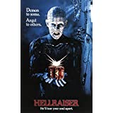 R398 HELLBOUND HELLRAISER II Movie Horror Pinhead-Print Art Silk Poster