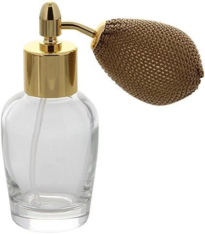 Bulging Bag with Mini Sized Perfumes