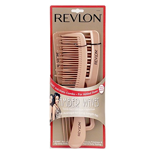 Revlon RV2883 Anti Static Hair Combs