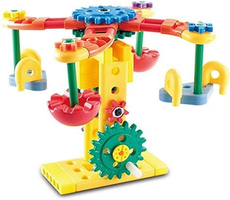 Juegos de puzles y juguetes de bricolaje para niños Juegos de bloques de construcción Recreación de jardín de infancia e interacción entre padres e hijos: Amazon.es: Bebé