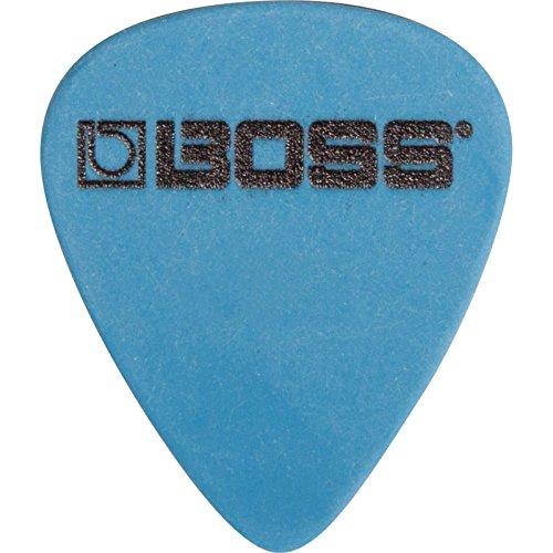 Cables D100 (Boss BPK-12-D100 | 1 mm Heavy Delrin Pack of 12 Guitar Picks)