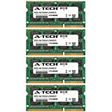 8GB KIT (4 x 2GB) For Medion Akoya Notebook Series P15SM P17SM. SO-DIMM DDR3 NON-ECC PC3-12800 1600MHz RAM Memory. Genuine A-Tech Brand.