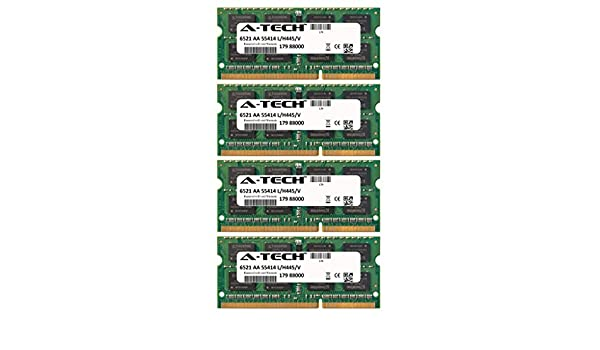 NEW 8GB 2x4GB Memory PC3-12800 SODIMM For Toshiba Qosmio X870-11Q