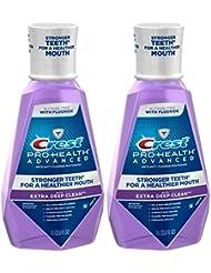 Crest Pro-Health Advanced Anticavity Fluoride Mouthwash...