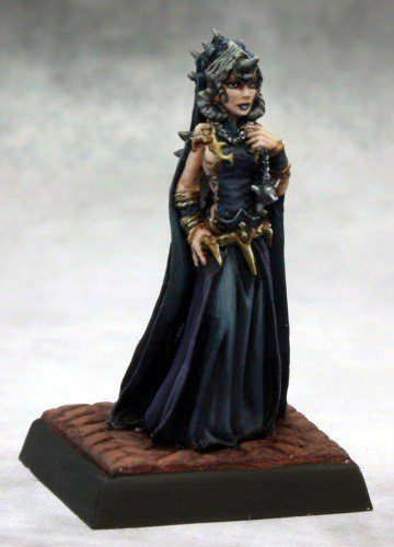 Pathfinder Series Lady Moray Bard Miniature by Reaper Miniatures RPR 60141