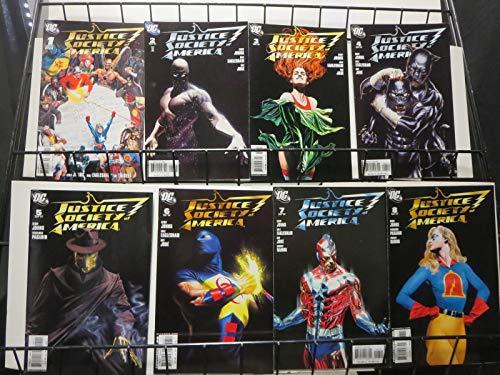 (Justice Society of America #1-22 (2007 series) Annual + Kingdom Magog Specials)