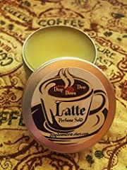 Creamy sweet, frothy, fresh brewed cup of coffee goodness! Rub on skin, especially on pulse points, and allow the long-lasting scent to blend with your body chemistry while also moisturizing and nourishing your skin with antioxidants and emol...