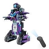 DIY Building Blocks Remote Control Robot Steam Educational RC Smart Robot Electronic Walking