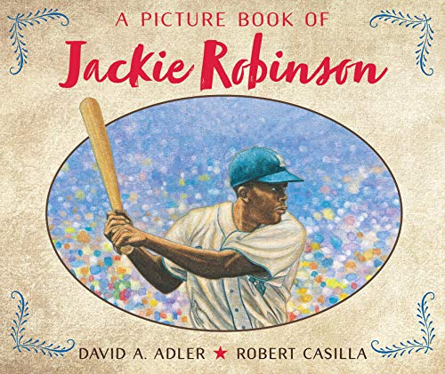 A Picture Book of Jackie Robinson (Picture Book Biography) (Best Biography Of Jackie Robinson)