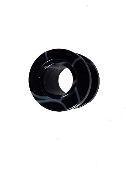 Piercing Dreams - Dilatador de túnel (acrilico), efecto marmorizado Talla:3,
