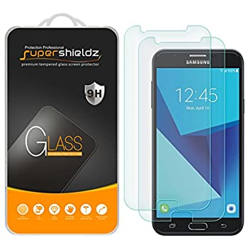 Amazon Com Mr Shield For Samsung Galaxy J7 Tempered Glass Screen