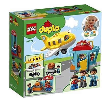 LEGO Duplo 10871 - Flughafen, Ideales Spielzeug für Kinder im Alter von 2 bis 5 Jahren 6