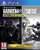 Tom Clancy's Rainbow Six Siege Advanced Edition (PS4) UK IMPORT REGION FREE