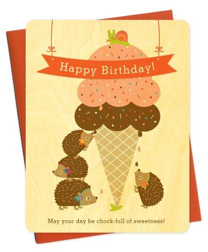 ice cream birthday card - 8