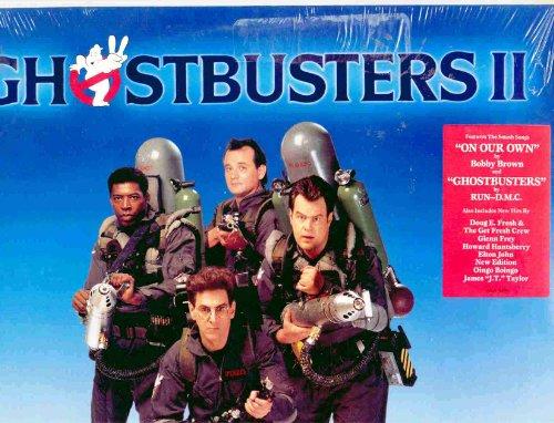 Ghostbusters 2 ~ Soundtrack (Original 1989 MCA Records 6306 LP Vinyl Album