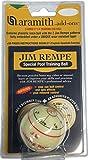 "Aramith 2-1/4"" Regulation Size Billiard/Pool Ball: Jim Rempe Training Cue Ball with Instruction Manual"