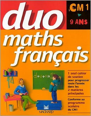Free A Pdf Books Download Cahier Duo Maths Francais Cm1 Epub