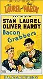 Laurel & Hardy: Bacon Grabbers [VHS]