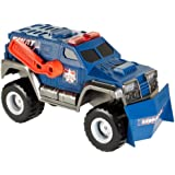Matchbox Power Shift Police Truck