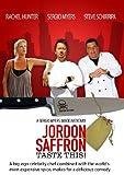 Jordon Saffron: Taste This! by Rachel Hunter