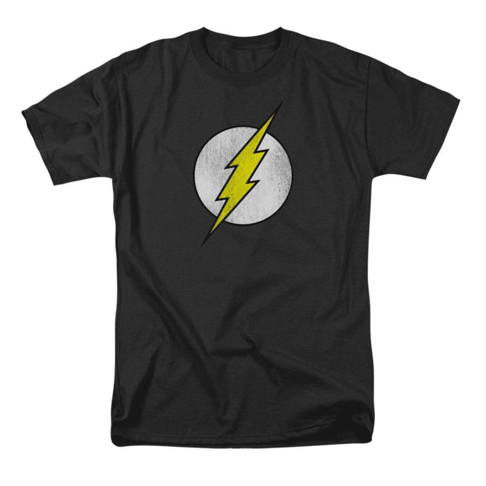 Flash Logo Distressed Classic T Shirt Xxx 3318
