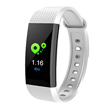 e8babcf71e4c Amazon.com : yuemizi Smart Watch Sports Fitness Activity Heart Rate ...
