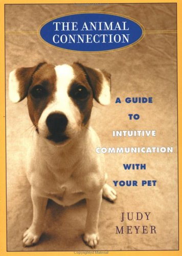 Animal Connection, The:  A Guide to Intuitive Communicationwith Your Pe