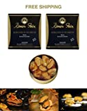 Mussels (12/16 pcs.) in pickled sauce 2 tins x 110 g, Ramón Peña / Spain