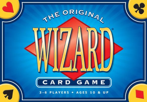 wizard card game - 3