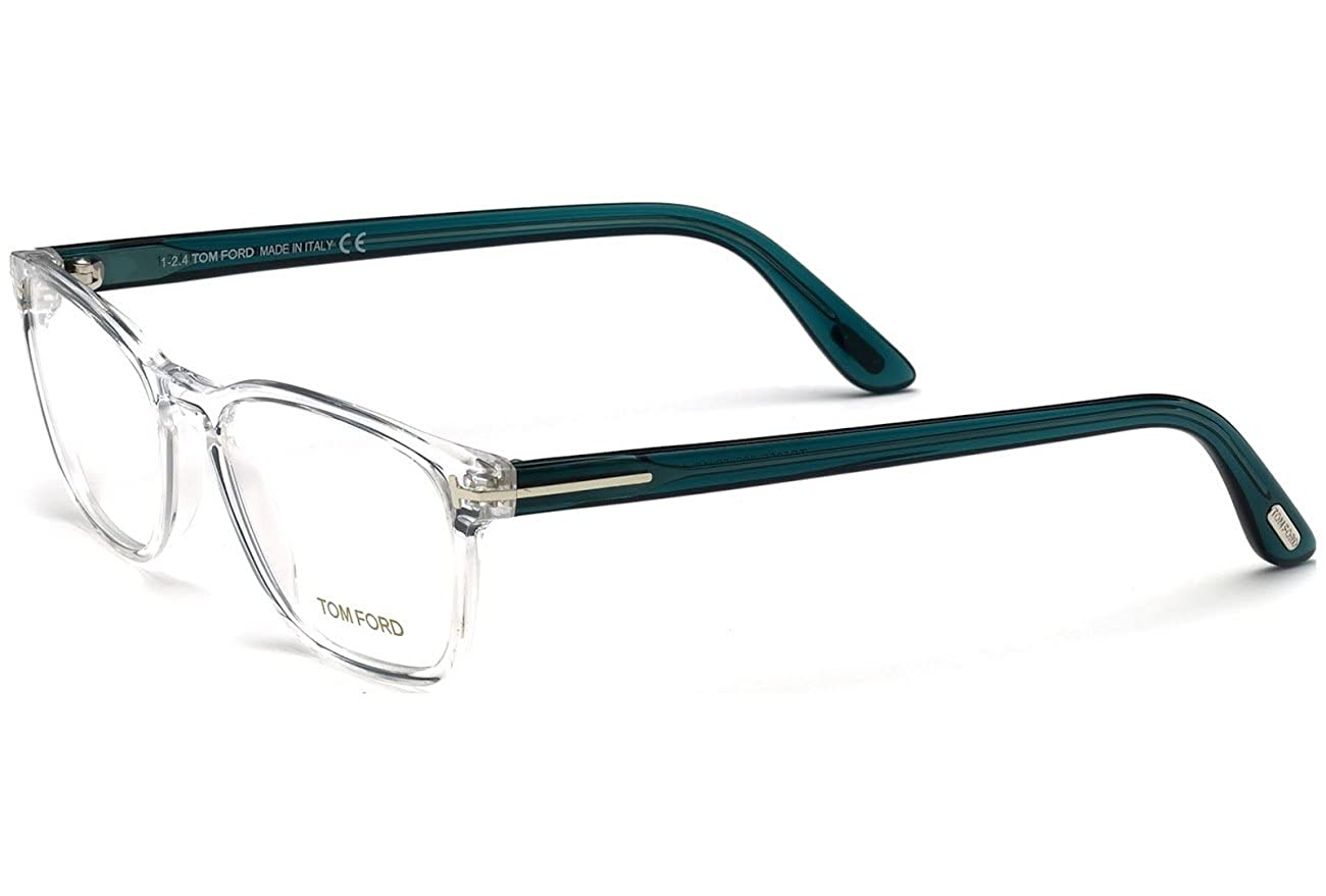 97830989af033 Eyeglasses Tom Ford TF 5355 FT5355 026 crystal at Amazon Men s Clothing  store