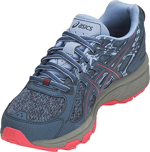 ASICS Gel-Venture 6 MX Women's Running Shoe, Steel Blue/Pink Cameo, 5 M US by ASICS (Image #3)