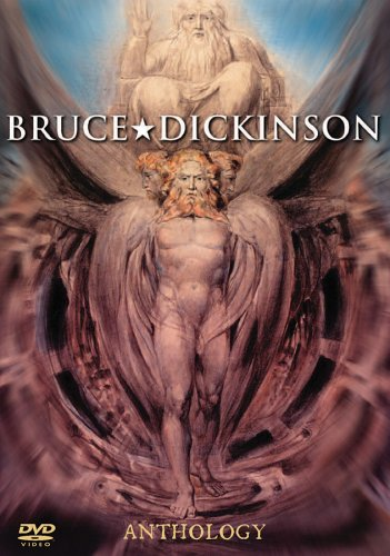 Bruce Dickinson - Anthology by Sony